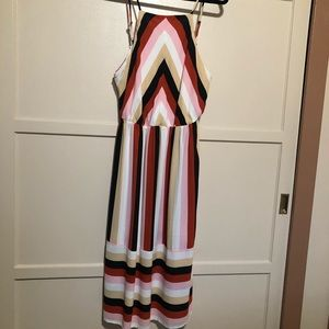 Striped Dress *Brand New*